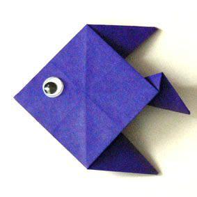 servietten falten fisch origami fisch basteln und mehr origami origami quilling und origami easy