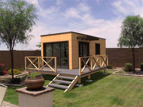 bureau de jardin en kit module bureau de jardin ossature bois de 20 m modulob