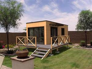 Bureau De Jardin Isol Sans Permis De Construire