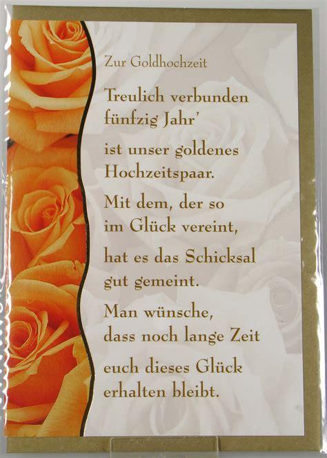 goldhochzeitskarten