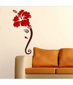 Chipakk Impressive Ganesha Wall Sticker - Buy Chipakk