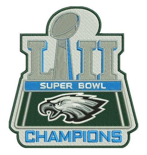 Library Of Super Bowl 52 Logo Picture Png Files Clipart