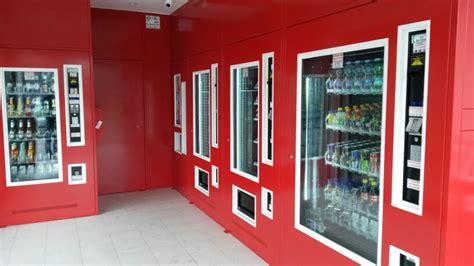 distributore alimentare distributori automatici per alimenti spazio