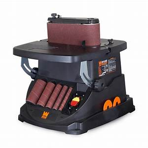 Sander Table Und Home : wen oscillating belt and spindle sander 6523 the home depot ~ Sanjose-hotels-ca.com Haus und Dekorationen