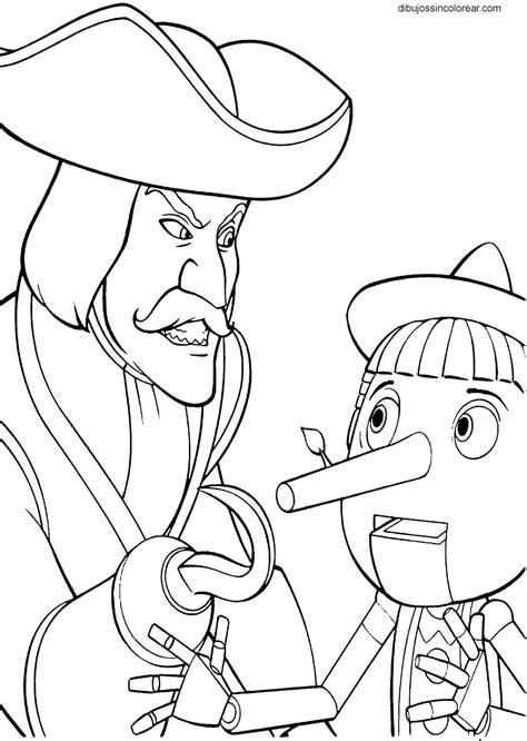 dibujos sin colorear dibujos de personajes de shrek  colorear