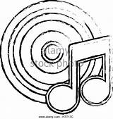 Record Vinyl Drawing Player Template Coloring Icon Getdrawings Templates sketch template