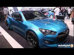 2015 Hyundai Genesis HCD 14 Concept Engine Sound & Driv