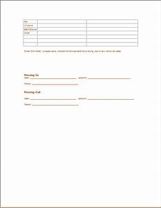 purchase order templates in excel tenant move in or out checklist word excel templates