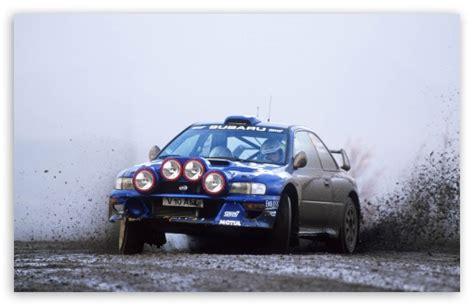 Subaru Impreza Rally Car 4k Hd Desktop Wallpaper For 4k