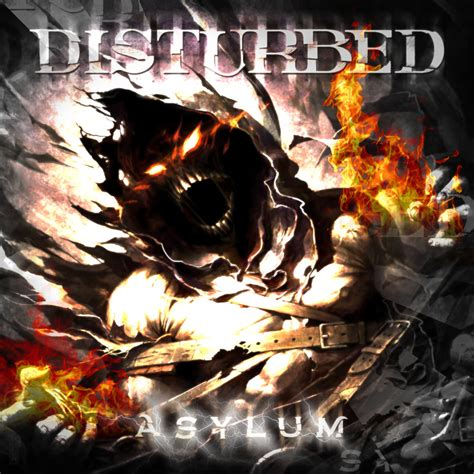 Disturbed The Guy Wallpaper Asylum Edit By Applejackles On Deviantart
