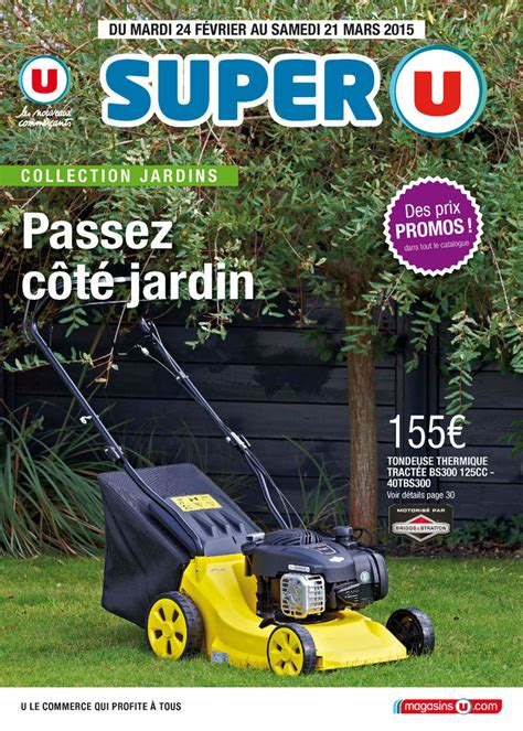Catalogue Jardin by Mobilier Exterieur U