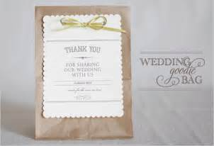 wedding favor gift bags diy wedding favor bags thoughtfully simple