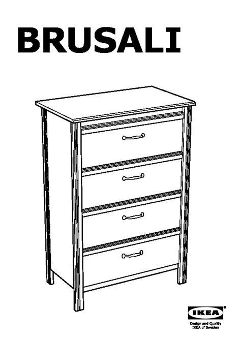 ikea brusali dresser assembly brusali 4 drawer dresser white ikea canada