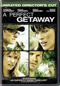 A Perfect Getaway (2009) DVD, HD DVD, Fullscreen ...