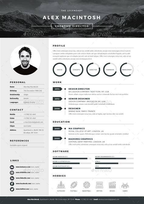 resume templates web graphic design bashooka