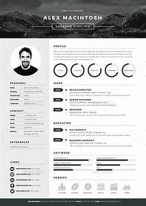 20 best resume templates web graphic design bashooka With best website for resume templates