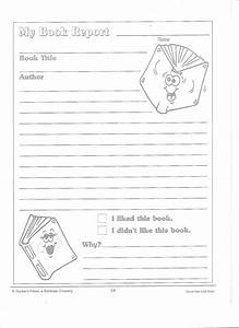 second grade book report template 1 professional and With book report template grade 1