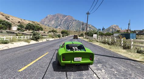 Gta V First Screenshots From Icenhancer Creator (timecycle
