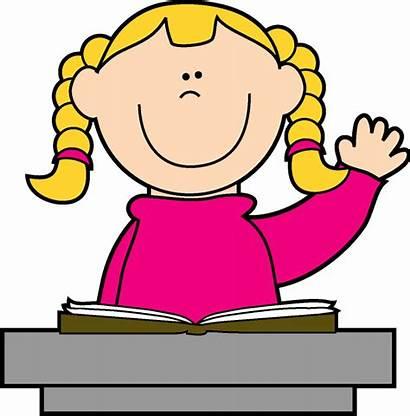 Clipart Clip Student Thinking Students Grade Classroom