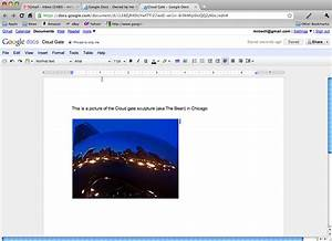 google docs now features drag and drop insertion of images With google docs explore feature
