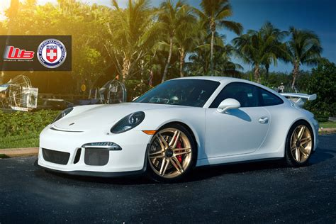 gold porsche truck gorgeous porsche 991 911 gt3 on gold hre wheels gtspirit