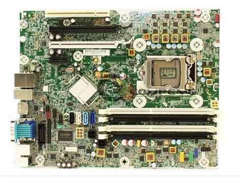 hp elite  sff motherboard