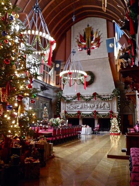 christmas  biltmore creating home