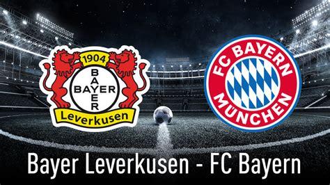 Terminbuchung fürs impfzentrum ist ab samstag für alle möglich freigegeben für alle: Bundesliga-Topspiel: Leverkusen gegen Bayern live sehen ...
