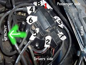 Diagram For 1990 350 Chevy Spark Plug Wiring