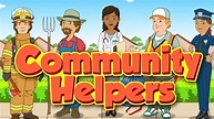 Community Helpers Play & Learn | Top Best Educational Apps ...