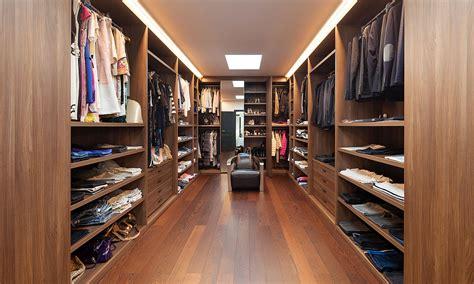 walk  closet design features european