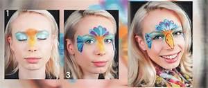 Karneval Schminken Tiere : karnevalsschminke karneval fasching fasnet schminke ~ Frokenaadalensverden.com Haus und Dekorationen