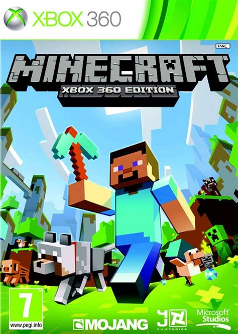 Minecraft Xbox 360 Review Any Game