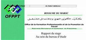 Rapport De Stage Au Sein La Cnss