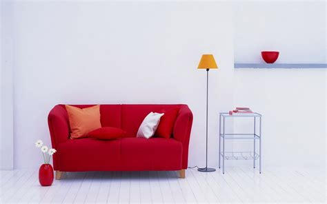 red sofa wallpapers  images wallpapers pictures