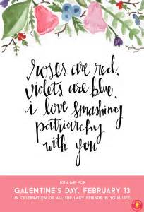 amy poehler galentine s day galentine s day cards amy poehler s smart girls