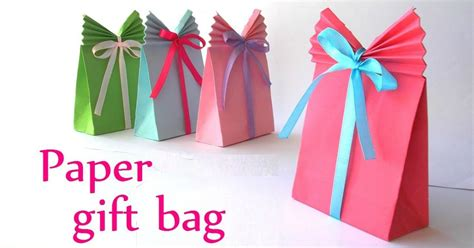That's A Wrap! How To Make Your Own Gift Bag (it's So Easy