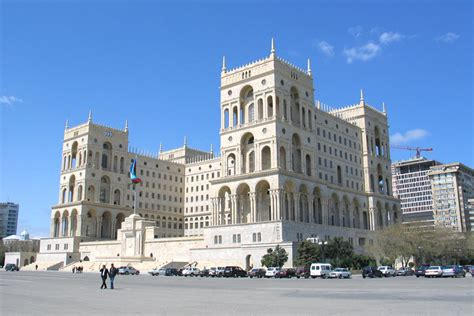 Baku - one of the most beautiful cities in the world