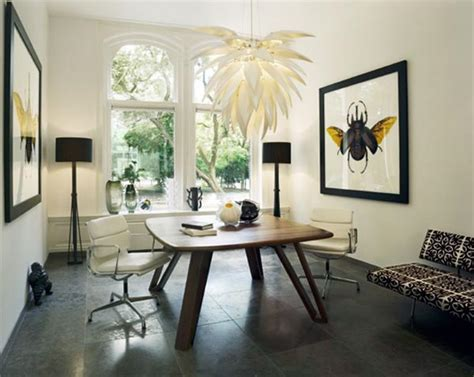 Exceptional Bright Interior Design Inside an Amsterdam