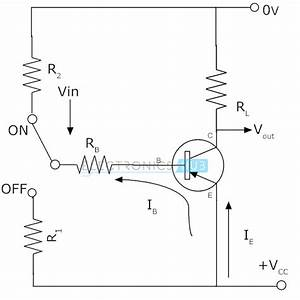Pnp Transistor Circuit Characteristics  Working  Applications
