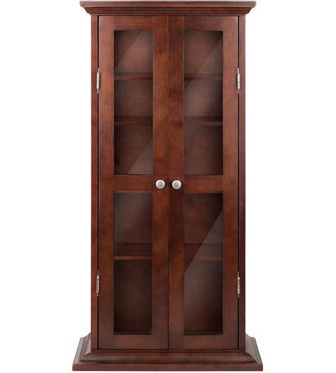 media cabinet with doors two door media cabinet in media storage cabinets