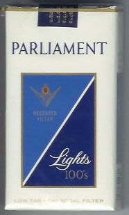 Parliament (cigarette) - Wikipedia