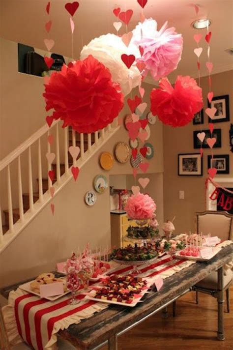 Decorating Ideas Valentines Day by 25 Valentines Decorations Ideas Decoration