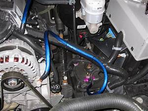 2008 Chevy Colorado Alternator Wiring