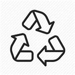 Icon Environment Recycling Ecology Arrows Conservation Secondary