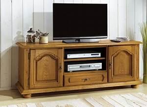 Tv Board Eiche Rustikal Wohn Design