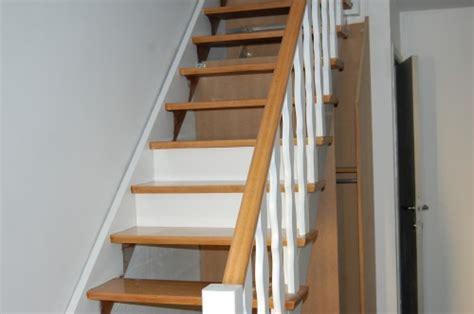 peindre escalier en blanc 1 renover
