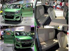 Maruti Wagon R 7 Seater MPV Utility Vehicle Launch, Price