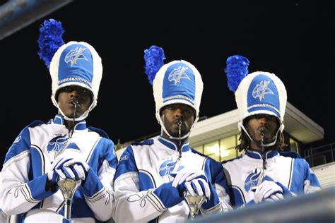 band poll results elizabeth city state albany state
