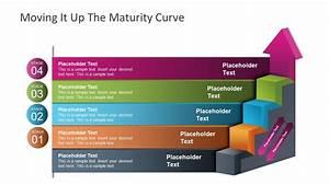 4 Steps Maturity Diagram Ladder